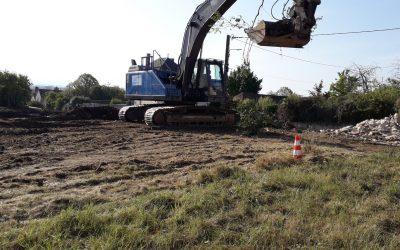 Démarrage des travaux d'aménagement des espaces publics à la Chapelaude