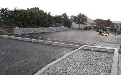 Aménagement des espaces publics